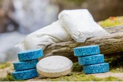 Pack Booster, traitement des odeurs et tablettes d'entretien