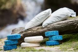 Pack Vidange, traitement des odeurs et tablettes d'entretien