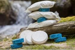 Grand Pack Vidange, traitement des odeurs et tablettes d'entretien